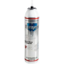 Krylon Industrial 96070 7.25 oz Clear Silicone Sealant