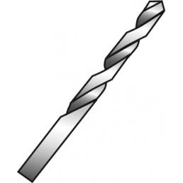 Minerallac 91600 3/64 Inch High Speed Steel 118 Degrees Point Jobber Drill Bit
