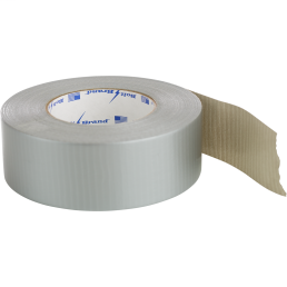 """Cully 94394 Silver Cloth Duct Tape, 2"""" x 60yd"""