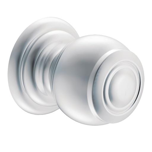 Kingsley Chrome drawer knob