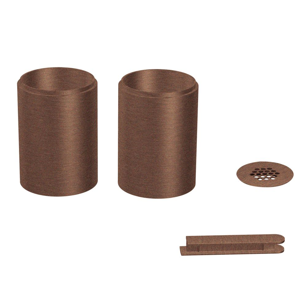 Icon Oil rubbed bronze extension kits