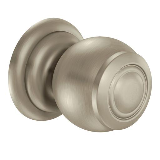 Kingsley Brushed nickel drawer knob