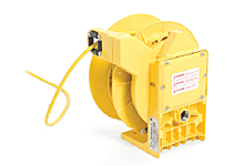 Woodhead POW-R-MITE Industrial Duty Cable Reel, 12/3 SOW, 15.24m (50.0') Cord Length