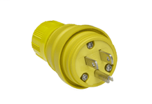 WOOD 14W47 WATERTITE PLUG NEMA 5-15