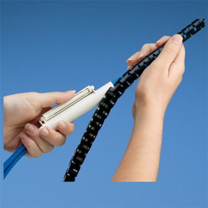 .375 9.5mm) Panwrap, Natural, 250 ft. (