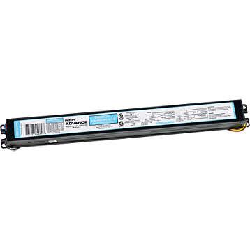 Philips Advance ICN4S5490C2LSG35M 120/277 Volt 50/60 Hz 54 W 4-Lamp T8 Electronic Ballast