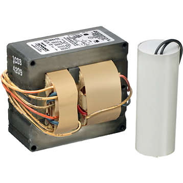 Philips Advance 71A8271001D 120/208/240/277 VAC 60 Hz 250 W High Pressure Sodium Ballast Kit