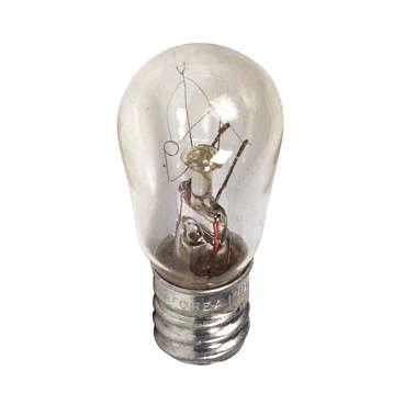 PHIL 6S6-120-130V CLR S6 MINI LAMP 6W CANDLE BASE PRO# 248351