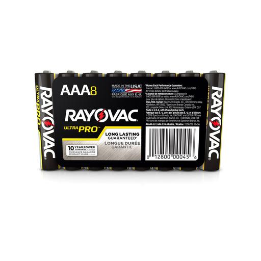 RAYOVAC AL-AAA  Battery SZ AAA Alkaline