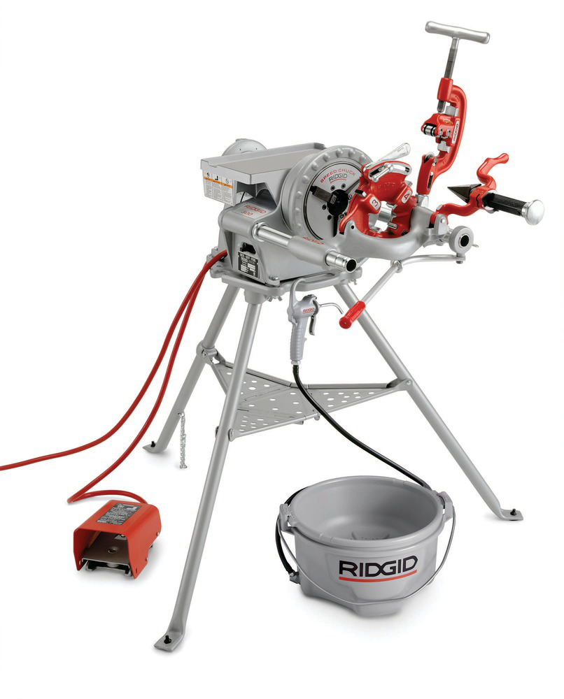 RIDGE TOOL 115V, 50/60 Hz (NPT)