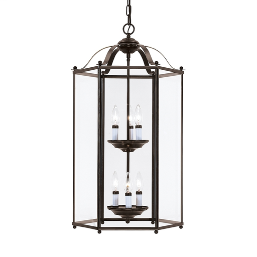 SEG 5233-782 6L HALL FOYER HEIRLOOM BRONZE