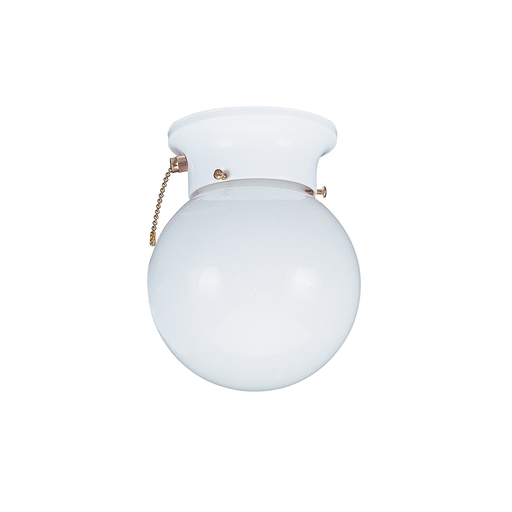 SEG 5367PC-15 1 LIGHT CLOSE TO CEILING WHI