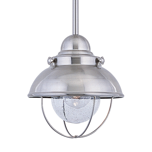 SEG 6150-98 MINI-PENDANT 1 LIGHT BRUSH