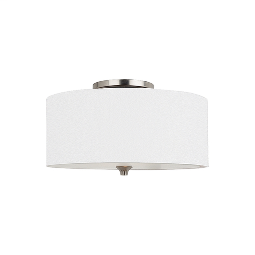 SEG 75952-962 2 LIGHT FLUSH BRUSHED NICKEL