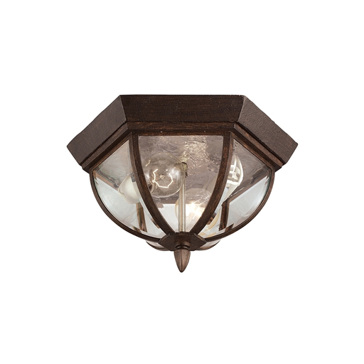 SEG 78136-08 OUTDOOR CEILING ONE LIGHT