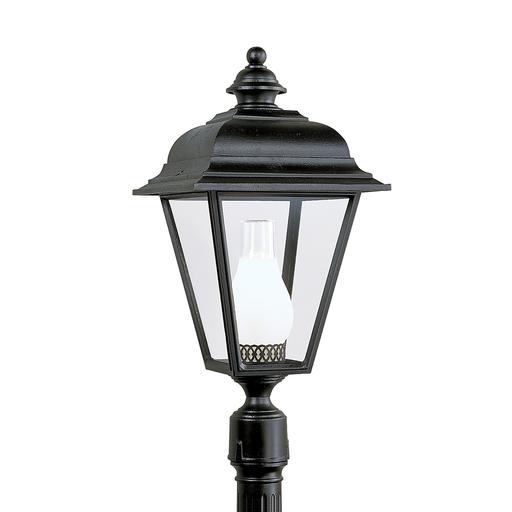 SEG 8216-12 OUTDOOR POST LANTERN 1 LIGHT
