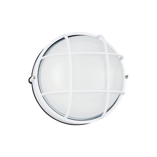 SEG 8319-15 DISCONTINUED OUTDOOR WALL 1 LIGHT WHITE/F