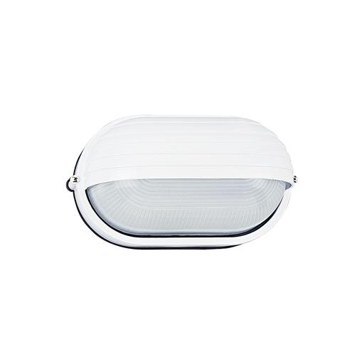 SEG 8327-15 1 LIGHT OUTDOOR WALL WHITE/F