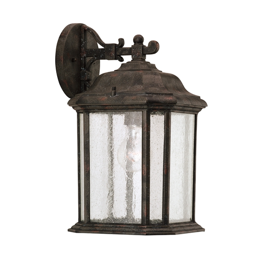 SEG 84031-746 1L WALL LANTERN OXFORD BRONZE