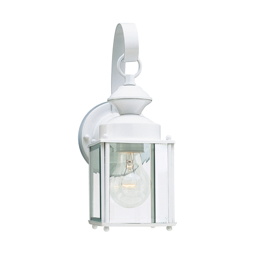SEG 8456-15 ( DISCONTINUED ) OUTDOOR WALL LANTERN 1 LIGHT