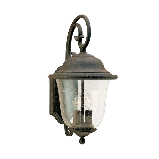 SEG 8460-46 OUTDOOR WALL LANTERN TWO LIGHT