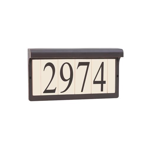 SEG 9600-71 ADDRESS LIGHT FIXTURE