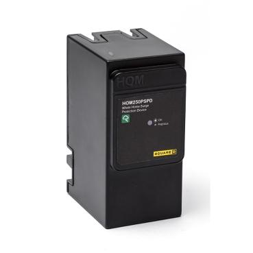Square D HOM250PSPD Homeline Plug-on Neutral SPD Whole Home Surge Protection Device - HOM250PSPD