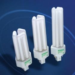 Sylvania 20871 42 W 82 CRI 3500 K 3200 lm GX24Q-4 Base 4-Pin Triple Dimmable Compact Fluorescent Lamp