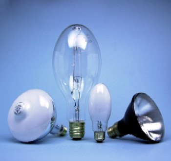 H33CD-400 Mercury Vapor Light Bulb Sylvania 69449