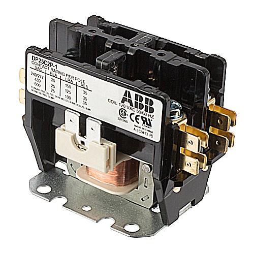 ABB DP25C2P-1 DP,25A,2P,120VAC
