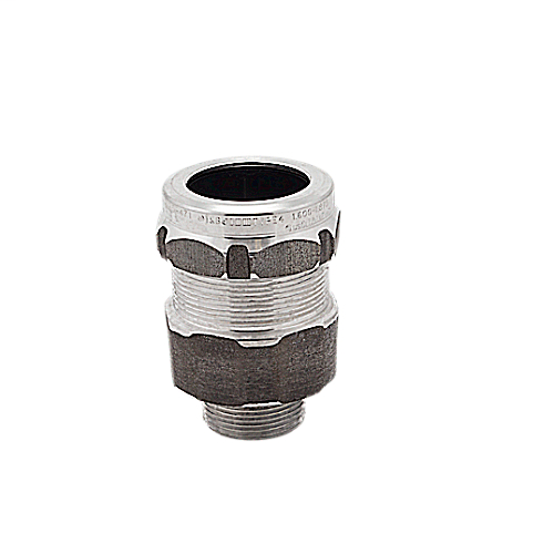 T&B Fittings,ST125-471,AL JKTD FTG HUB 1-1/4IN 1.600-1.875