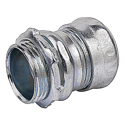 T&B TC112A 3/4-IN EMT STEEL COMPRESSION CONNECTOR