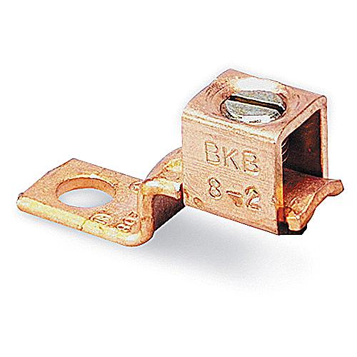 BLKB BTC0614 OFFSET CU MECH CONNECTOR