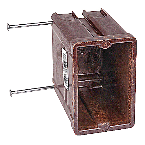 UNI 2000 1G 3-1/8D SWTCH BOX A24