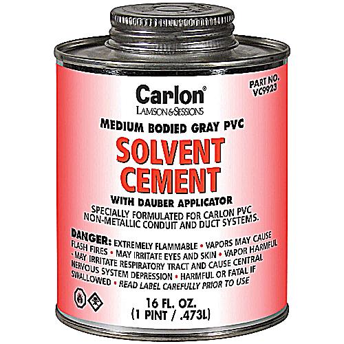 PVC Sealers & Cements