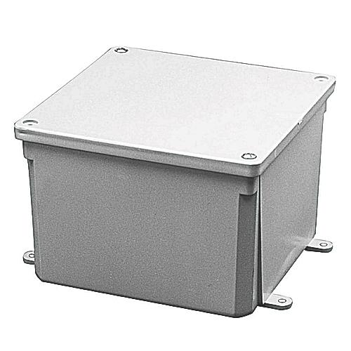 Carlon E987r 6x6x4 Pvc J Box