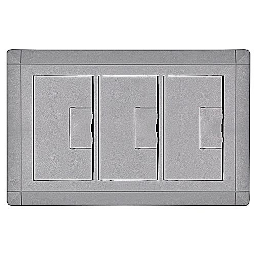 Mayer-Multi-Gang Rectangular Floor Boxes & Covers-1