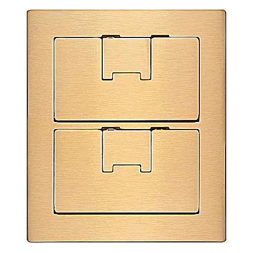 Multi-Gang Rectangular Floor Boxes & Covers