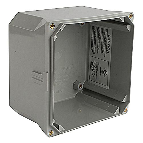 Circuit Safe NEMA Enclosures