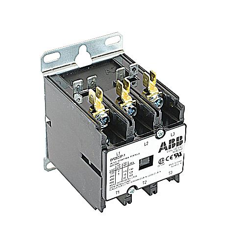 ABB DP25C3P-1 DP CONTR, 25A,3P,120V