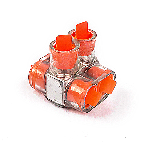 THOMAS & BETTS Above Ground Pedestal Connectors & Covers