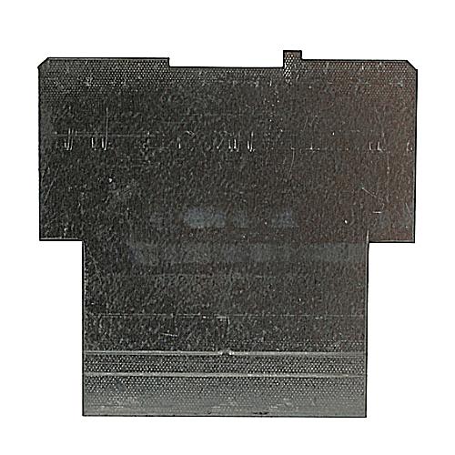 STC 72PD2 4-11/16 BOX PARTITION