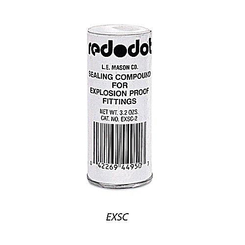 T&B,EXSC-2,3.2 OZ. SEALING CEMENT