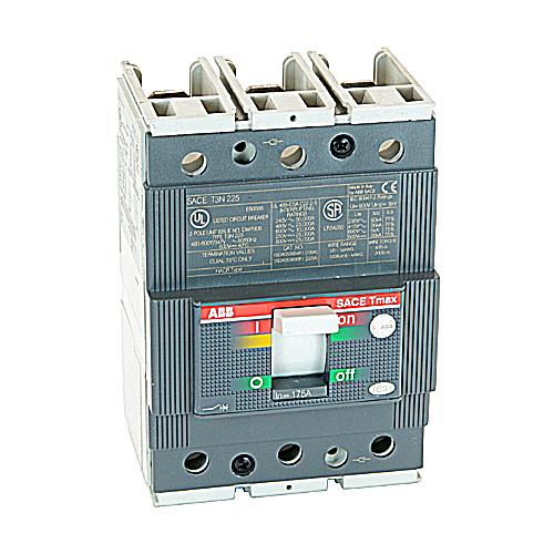 ABB T3N175TW BKR T3N 175A 3P T/M