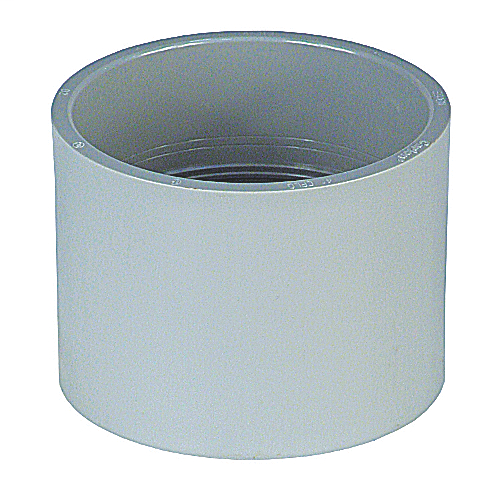 PVC C114 E940G 1-1/4IN PVC COUPL CP12 TOP 500 ITEM