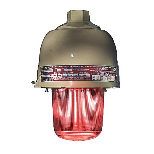 Explosion-proof strobe lights