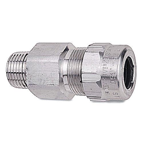 T&B Fittings,ST050-466,AL JKTD FTG HUB 1/2 IN .825-.985