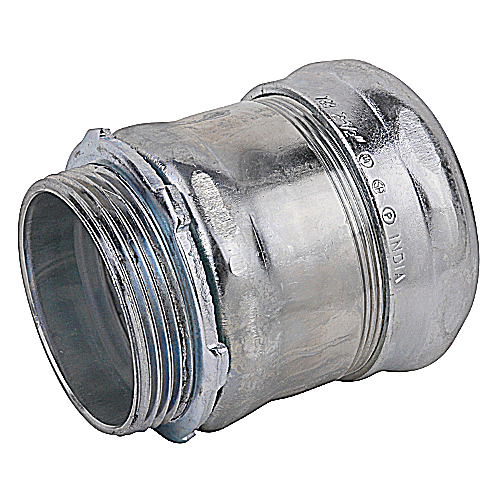 T&B TC117A 2-1/2-IN EMT STEEL COMPRESSION CONNECTOR