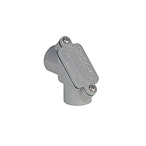PVC PE012 1/2 PULL ELBW PULEL0705