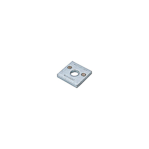 """SS AB241M-3/8-EG 3/8"""" SQUARE WASHER W/MAGNETS SILVERGALV"""